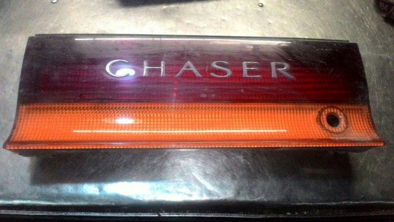 Фальшпанель Toyota Chaser JZX90 1JZ