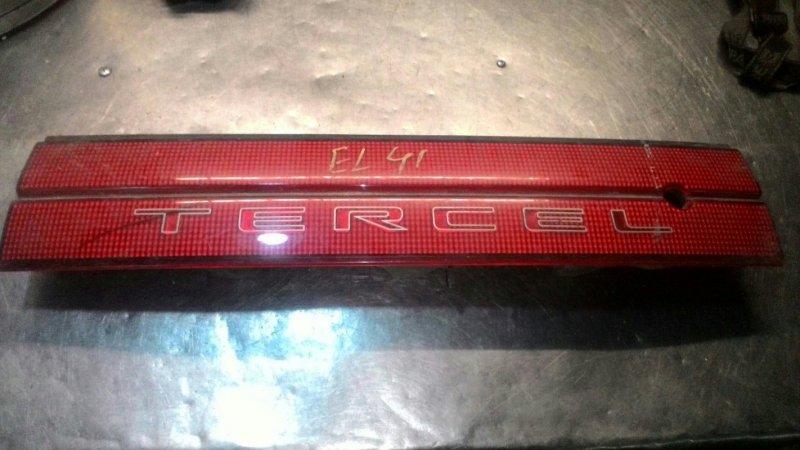 Фальшпанель Toyota Tercel EL41 4E FE