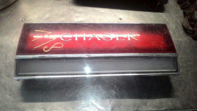 Фальшпанель Toyota Chaser GX81 1GFE