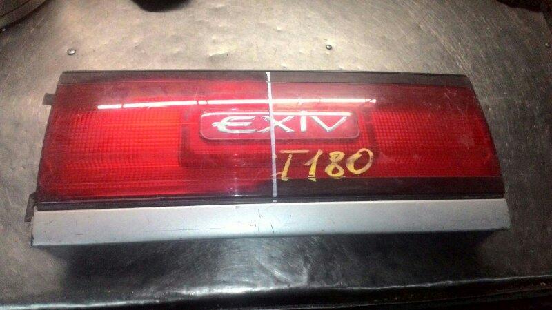 Фальшпанель Toyota Exiv ST181 4SFE