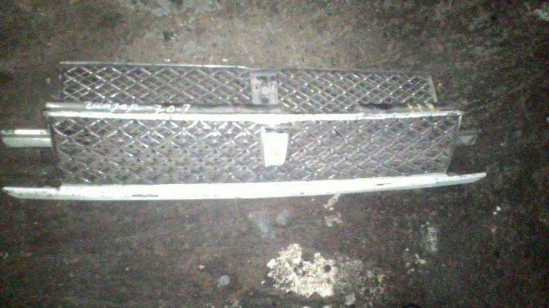 Решетка радиатора Toyota Chaser GX81 1GFE