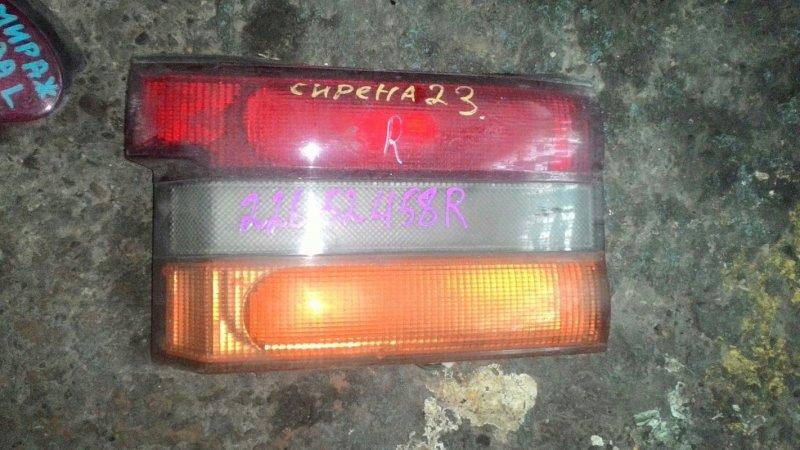 Вставка в заднюю дверь Nissan Serena C23 GA16DE задняя правая