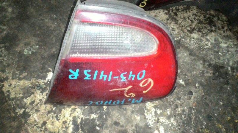 Вставка в крышку багажника Mazda Eunos 800 TA3P KJ задняя правая