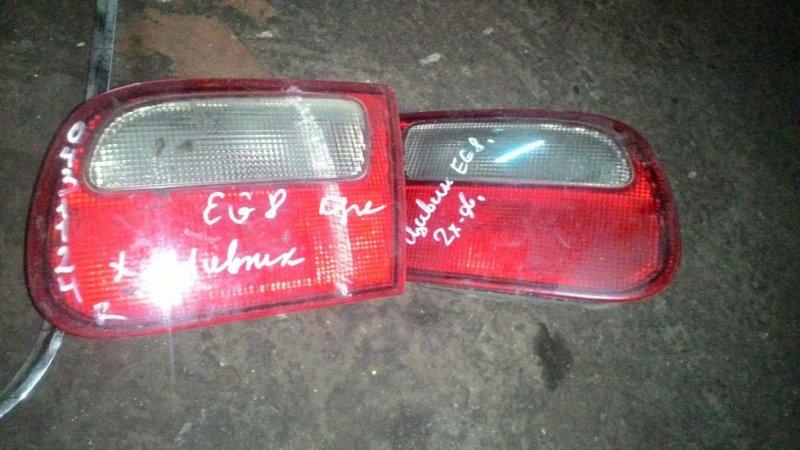Вставка в крышку багажника Honda Civic EG8 D15B