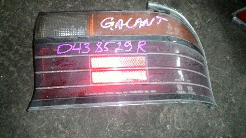 Фонарь Mitsubishi Galant E33A 4G63 задний правый