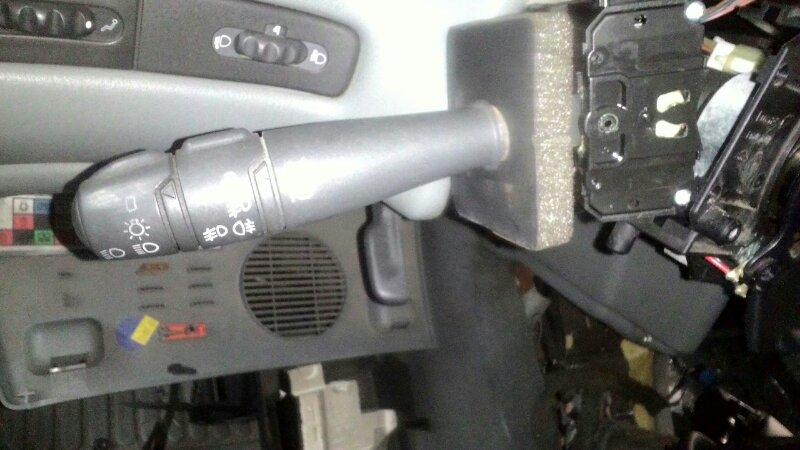 Блок подрулевых переключателей Renault Laguna 1 VF1 F4P 2000 левый