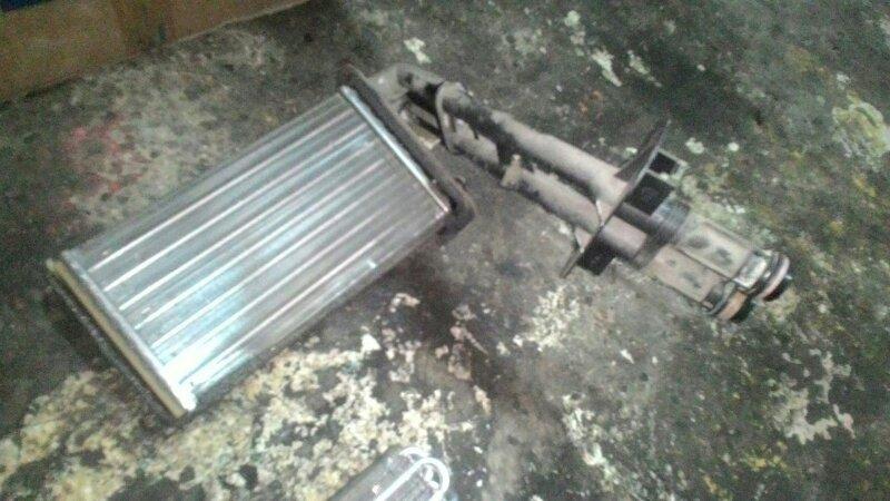 Радиатор печки Renault Laguna 1 VF1 F4P 2000