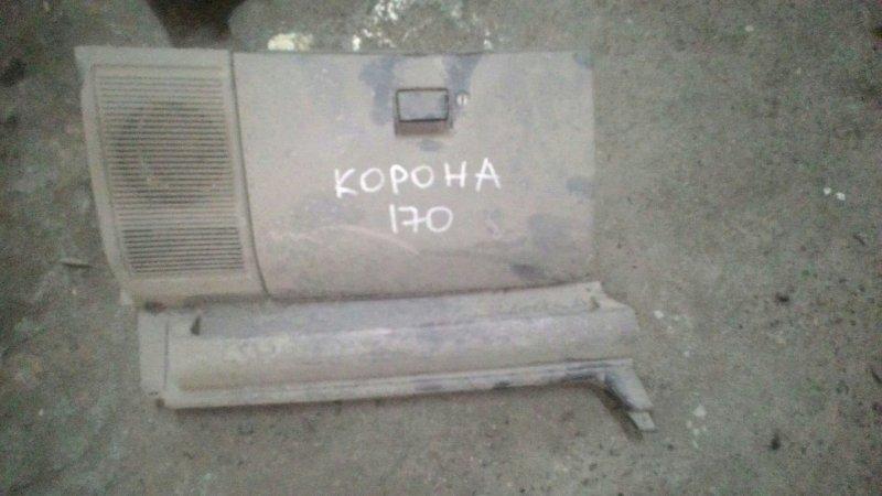 Бардачок Toyota Corona AT170 5A-FE