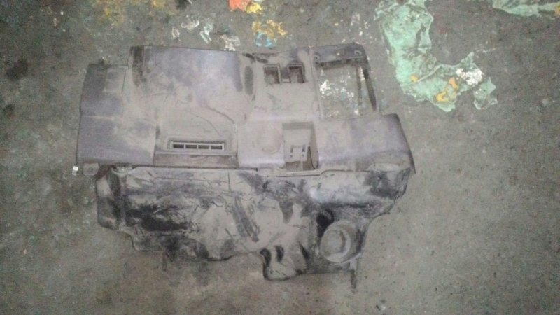 Консоль панели приборов Toyota Vista SV30