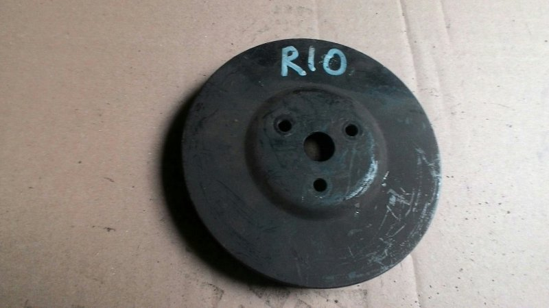Шкив помпы Kia Rio 1 DC А5D 2004