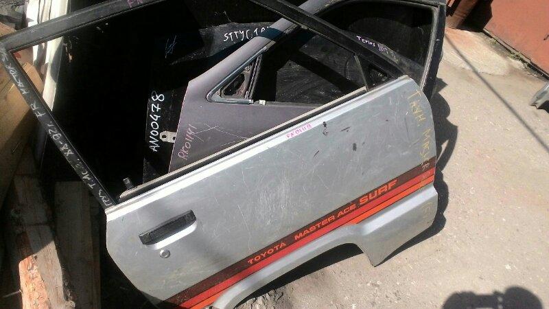 Дверь боковая Toyota Master Ace Surf передняя правая