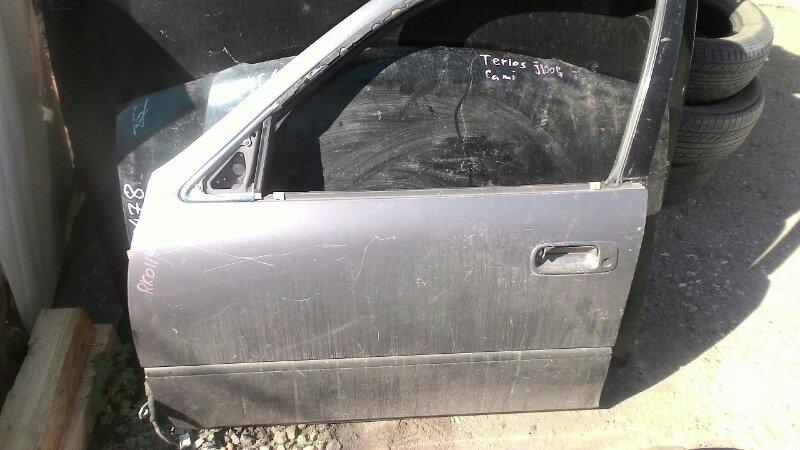 Дверь боковая Toyota Camry SV30 передняя левая