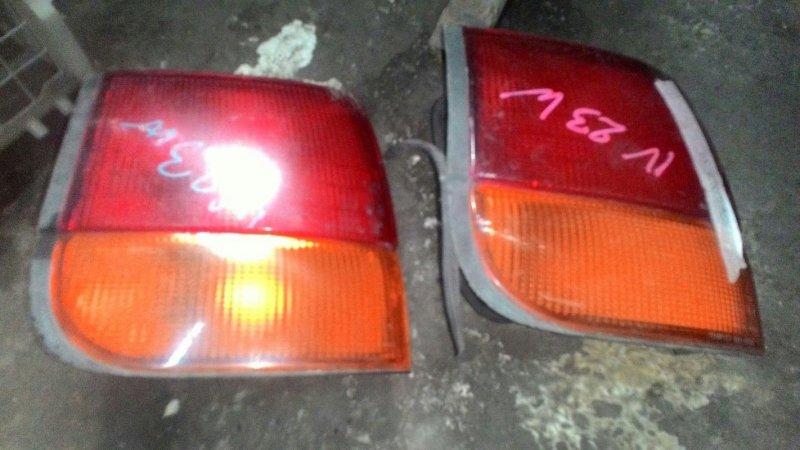 Фонарь Mitsubishi Rvr N23W 4G63 задний левый