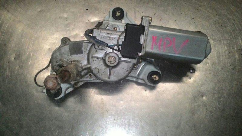 Мотор дворника Mazda Mpv LW5W GY задний