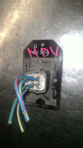 Реостат Mazda Mpv LW5W GY