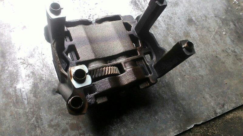 Балансировочный вал Mazda Mpv LW3W L3VE
