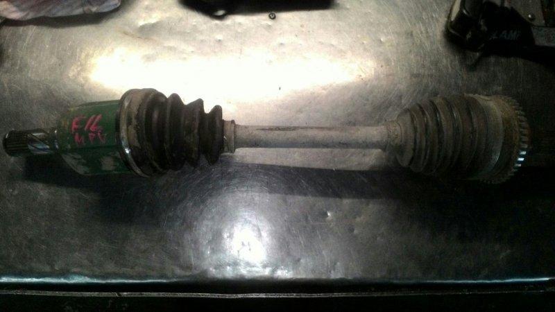 Привод Mazda Mpv LW5W GY передний левый