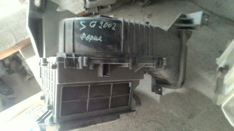 Корпус печки Subaru Forester SG5 EJ-20