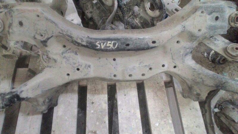 Балка подвески Toyota Vista SV50 3S FE передняя