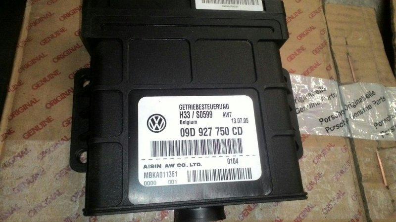 Блок управления акпп Porsche