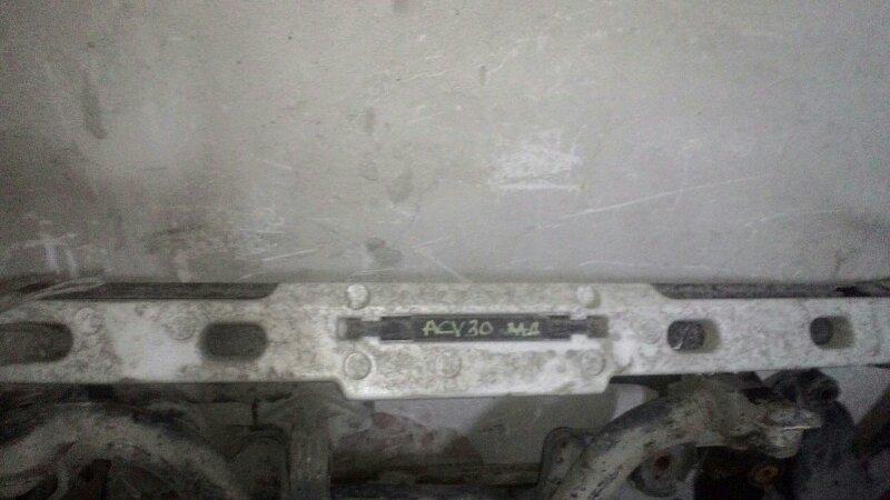 Усилитель бампера Toyota Camry ACV30 задний