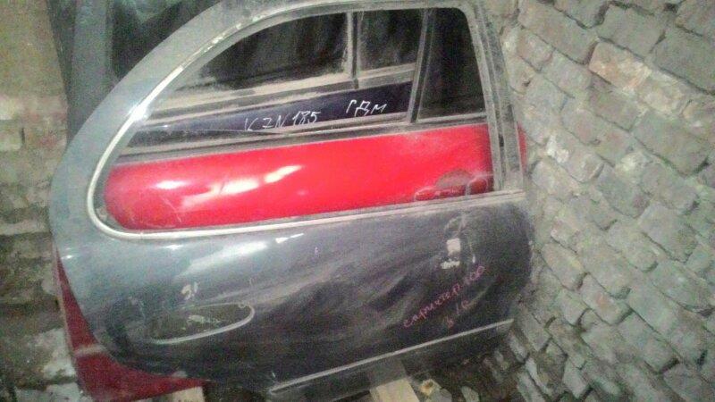 Дверь боковая Toyota Sprinter АЕ100 5A-FE задняя правая