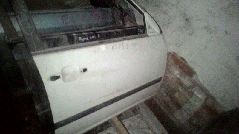 Дверь боковая Toyota Probox NCP51 передняя правая
