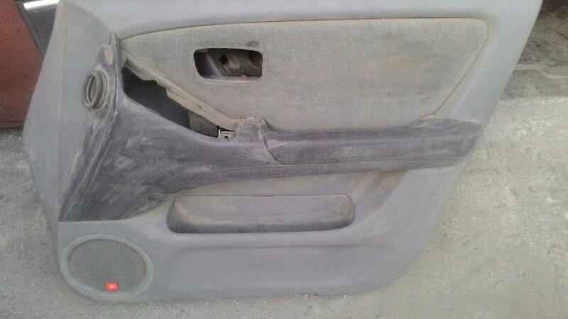 Обшивка двери Toyota Harrier MSU15 передняя правая