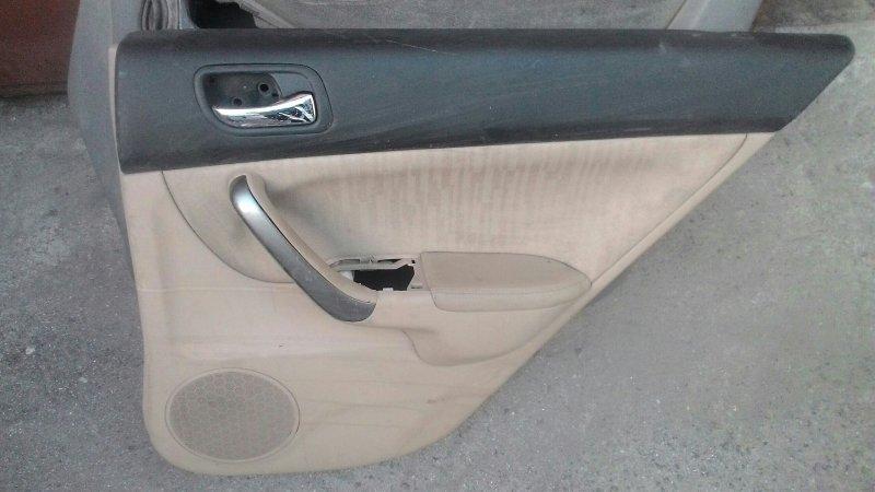 Обшивка двери Honda Accord CL9 задняя правая