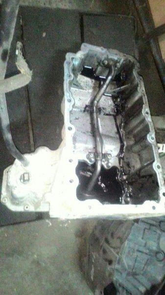 Поддон двигателя Opel Frontera Y22DTH