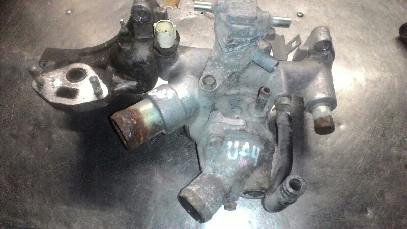 Корпус термостата Honda Inspire UA4 G25A