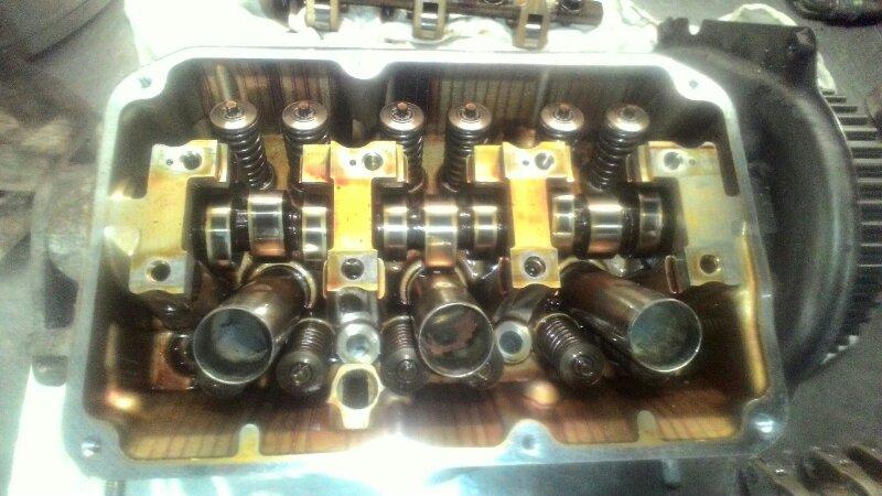 Головка блока цилиндров Nissan Otti H92W 3G83