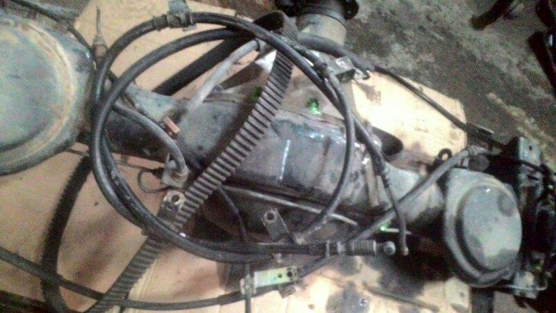 Тросик ручника Mitsubishi Pajero Sport