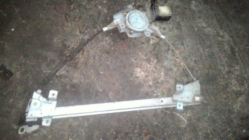 Стеклоподъемный механизм Daewoo передний левый