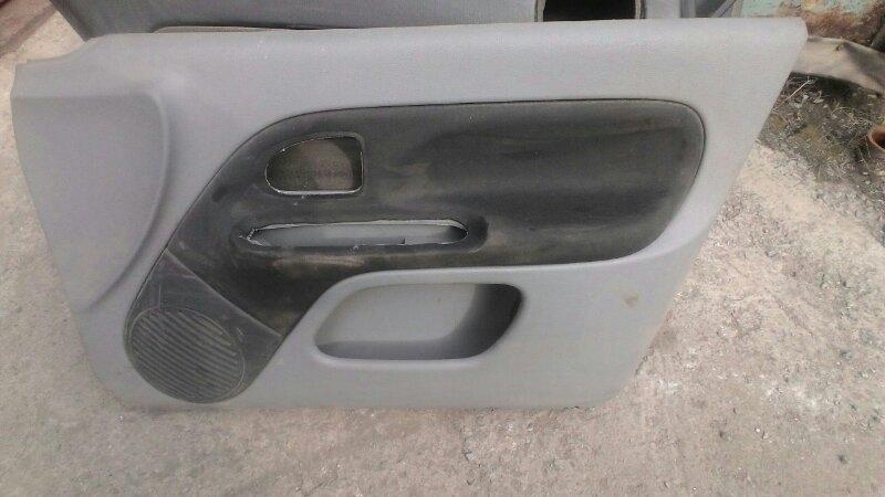 Обшивка двери Renault Symbol LB K7J передняя правая