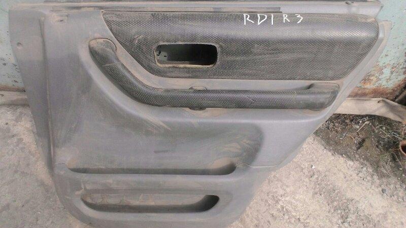 Обшивка двери Honda Cr-V RD1 B20B задняя правая
