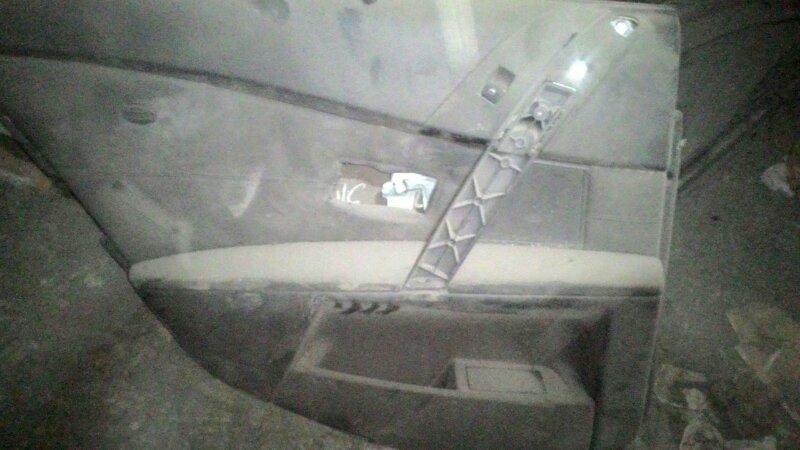 Обшивка двери Bmw 5 Series Е60 N52B30 задняя левая