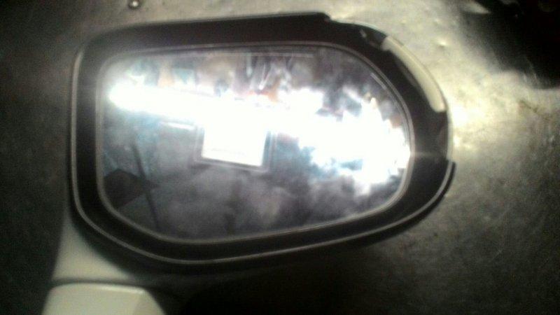Зеркальный элемент Honda Civic передний правый