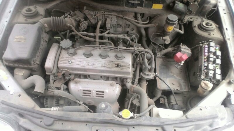 Двигатель Geely Ck L6T