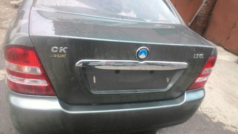 Крышка багажника Geely Ck L6T