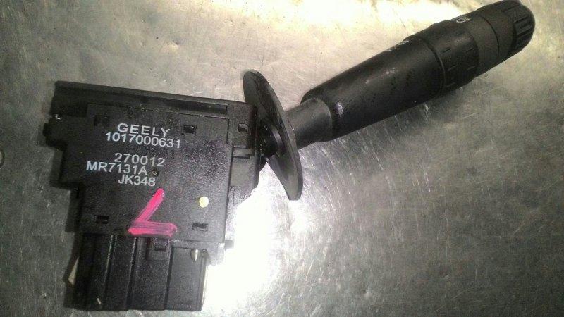 Блок подрулевых переключателей Geely Ck L6T MR479QA передний левый