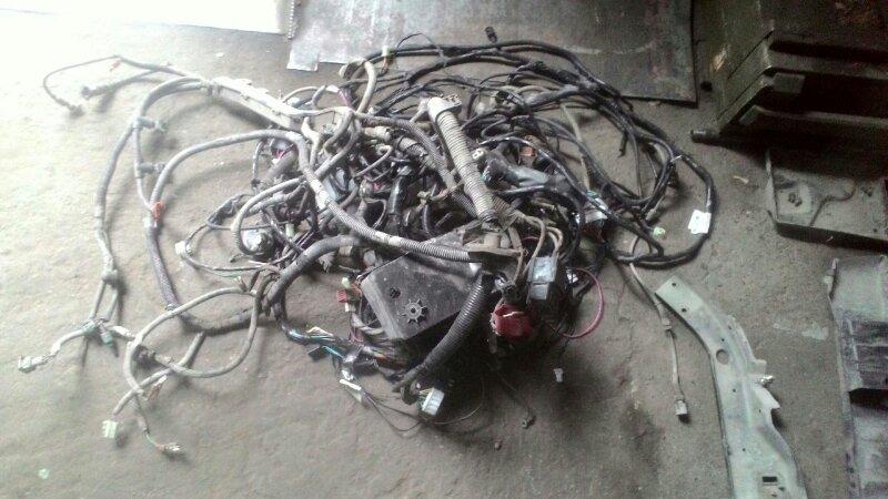 Электропроводка Geely Ck L6T