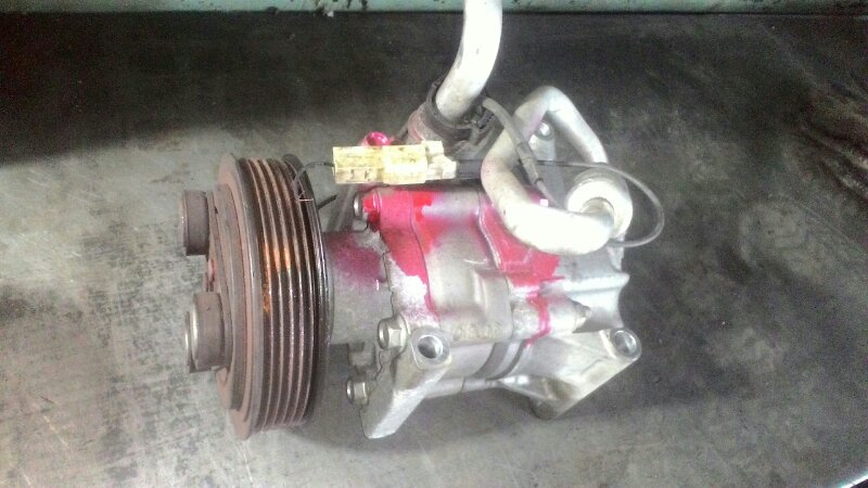 Компрессор кондиционера Mazda Demio DY3W ZJVE