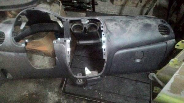 Панель салона Daewoo Matiz KLYA F8CV