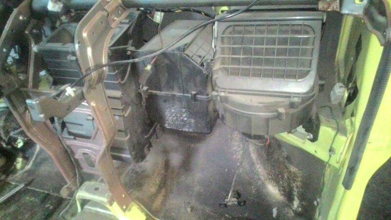 Корпус печки Daewoo Matiz KLYA F8CV