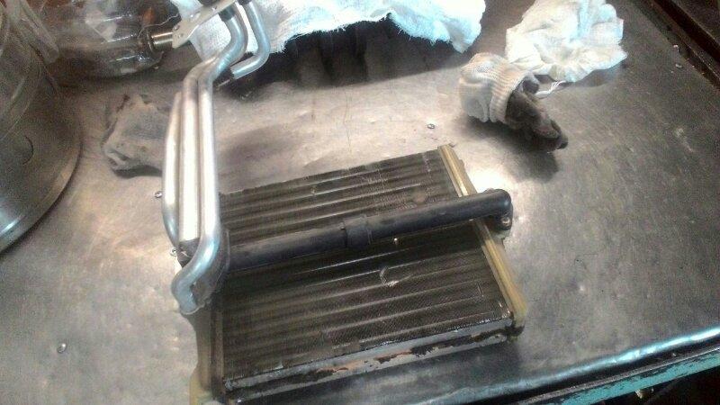 Радиатор печки Mercedes-Benz S-Class W140 M119 E42