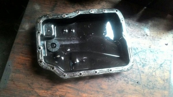 Поддон коробки переключения передач Mazda Capella GF8P FSDE