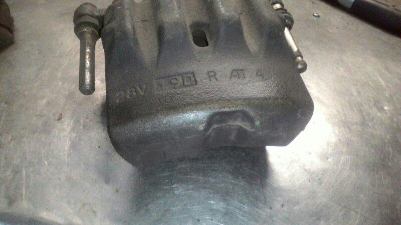 Суппорт Toyota передний