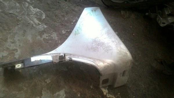 Накладка на крыло Toyota Ist NCP61 2NZFE задняя левая
