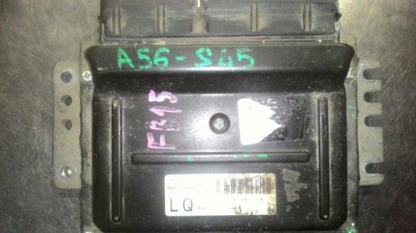 Блок управления двс Nissan Sunni FB15 QG-15DE